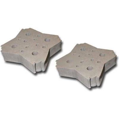 GENIE® 503-0278-00 9-13mm Tube Foam Inserts, Pack of 2