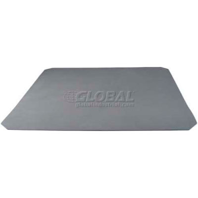 GENIE® SI-1618 Gray Non-Slip Mat for Low Speed, Pack of 1