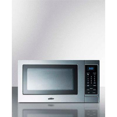 Summit-Microwave, 0.9 Cu. Ft., 900 Watts,  KeyPad Control