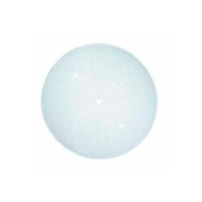 Satco 50-199 Sunburst Pattern Regular Bend Glass 13-in. Diameter