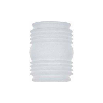 Satco 50-382 Frosted Porch Globe