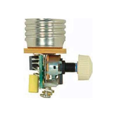 Satco 80-1477 150W Full Range Dimmer w/ Ivory Knob