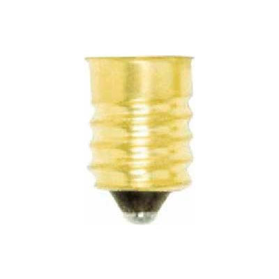 Satco 92-401 French to Candelabra Reducer