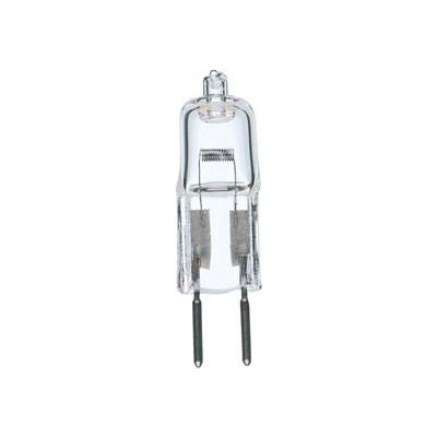 Satco S3121 50t4/Cl 50w Halogen W/ Bi-Pin Base, 12v Bulb - Pkg Qty 12