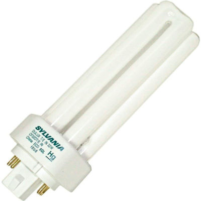 Sylvania 20886 CF32DT/E/IN/841 32w W/ Gx24vq-3 Base- Cool White- CFL Bulb - Pkg Qty 50