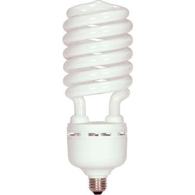 Satco S7377 105 Watt T5 Compact Fluorescent Light Bulb, Medium Base, 5000K, Daylight