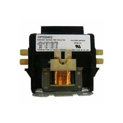 Supco DP40243 Contactor 40A 24V 3 Pole