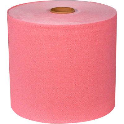 Sellars® Toolbox® Z900 Red Print Jumbo Roll, 475 Sheets/Roll, 1 Roll/Case 70310