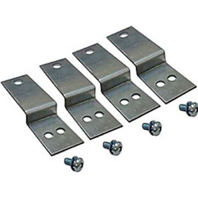 Z-Clips For Mounting Collision Sentry® System, Steel, Pack of 4