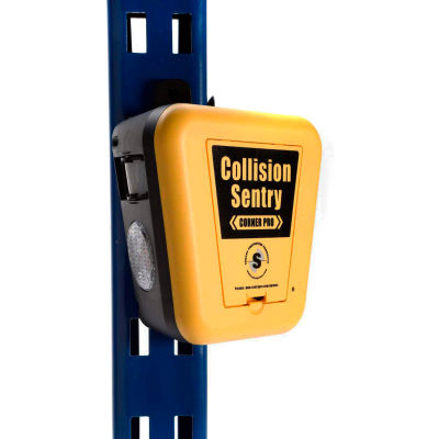 Collision Sentry® CLN-200 Self-Powered Warehouse Collision Warning System With Audio