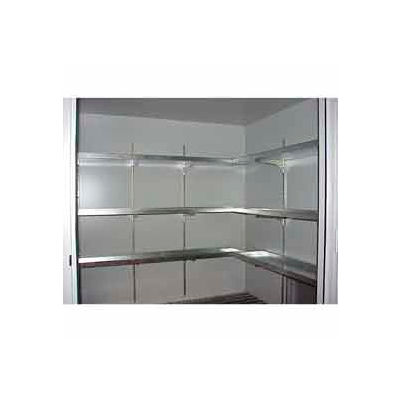"Securall® Shelves, 16""W with 2"" Lip Sides  for Building Models AG/B"