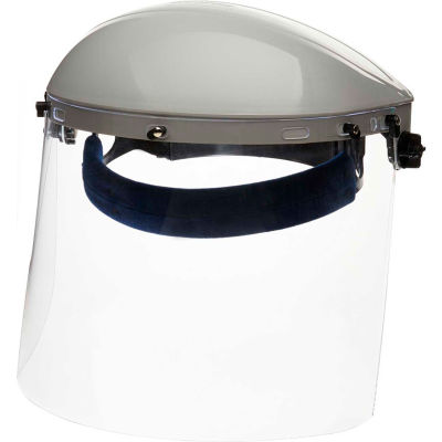 Sellstrom® S30120 301 Series Ratcheting Faceshield, Polycarbonate Window