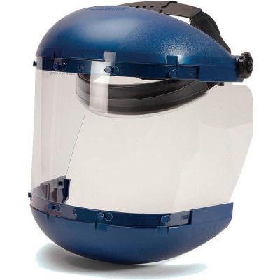 Sellstrom® S38140 380 Series Premium Ratcheting Faceshield, Dual Crown, Anti-Fog