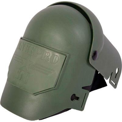 Sellstrom® KneePro UltraFlex III™ Knee Pad, Green Shell, Green Strip, One Size - Pkg Qty 6