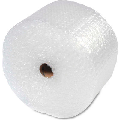 """Sealed Air Bubble Wrap® Cushioning Material, 12"""" x 100', 5/16"""" Thick"""