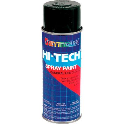 Hi-Tech Enamel 16 Oz. Hunter Green 6 Cans/Case - 16-128