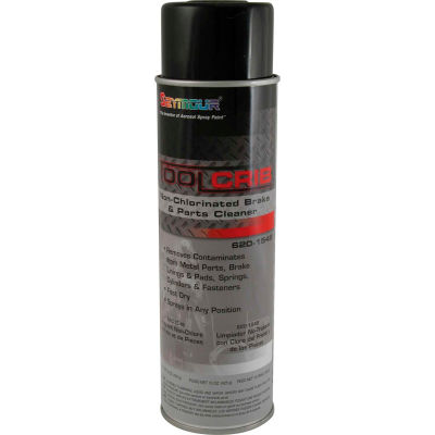 Tool Crib Brake & Parts Cleaner 20 Oz. 6 Cans/Case - 620-1548
