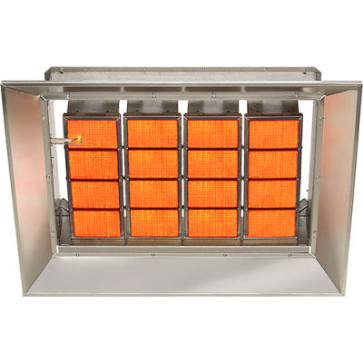 SunStar Natural Gas Heater Infrared Ceramic, SG14-N, 140000 Btu
