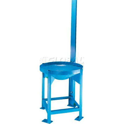 Elevated Stands for Saint-Gobain 500 Gallon Conical-Bottom Tank