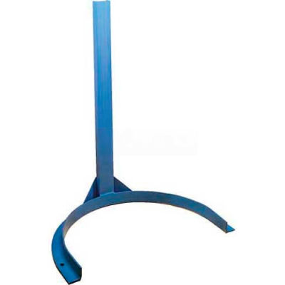 Floor Stand w/Support for Saint-Gobain 80 Gallon Flat-Bottom Cylindrical Tank