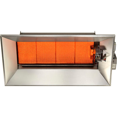 SunStar Natural Gas Heater Infrared Ceramic SGM6-N1A, 52000 Btu