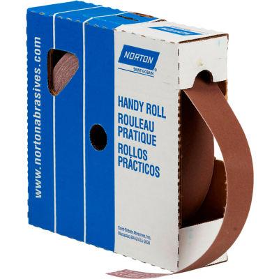 "Norton 66261126268 Metalite Cloth Roll 1""W x 50 Yds. Aluminum Oxide P320 Grit"