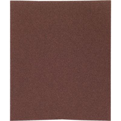 """Norton 66261126337 Metalite Cloth Sheet 9"""" x 11"""" P150 Grit Aluminum Oxide - Pkg Qty 50"""