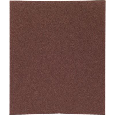 """Norton 66261126339 Metalite Cloth Sheet 9"""" x 11"""" P100 Grit Aluminum Oxide - Pkg Qty 50"""