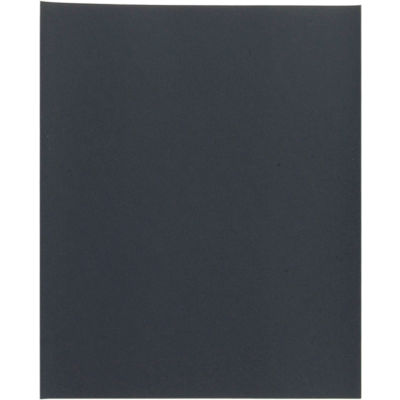 """Norton 66261130331 Paper WP Sheet 9"""" x 11"""" 240 Grit Silicon Carbide - Pkg Qty 50"""