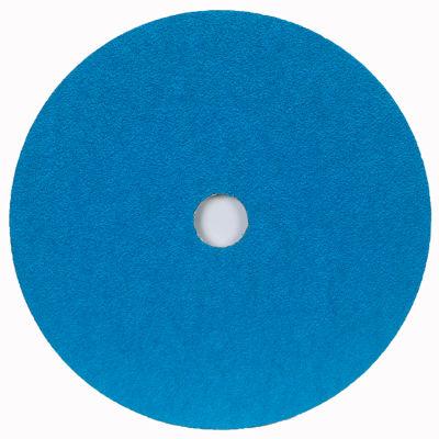 "Norton 66261138583 Neon Fiber Disc 9-1/8"" x 7/8"" Zirconia Alumina 36 Grit - Pkg Qty 25"