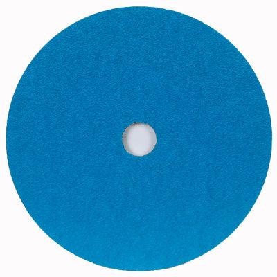 "Norton 66261138592 Neon Fiber Disc 7"" x 7/8"" Zirconia Alumina 50 Grit - Pkg Qty 25"