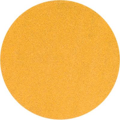 """Norton 66261149916 Paper H&L Disc 6"""" Dia. P80 Grit Aluminum Oxide - Pkg Qty 100"""