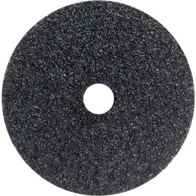 """Norton 66623395000 Neon Fiber Disc 4"""" x 5/8"""" Aluminum Oxide 24 Grit - Pkg Qty 10"""
