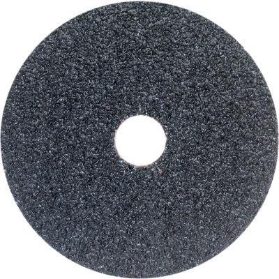 """Norton 66623395016 Neon Fiber Disc 5"""" x 7/8"""" Aluminum Oxide 24 Grit - Pkg Qty 10"""