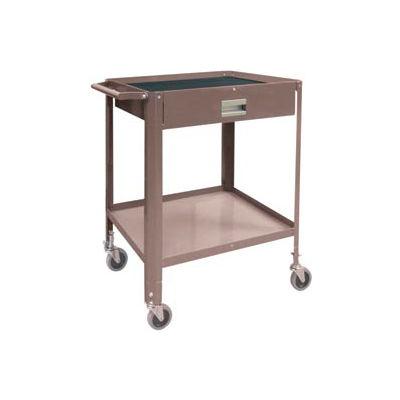 """Mini Technician Cart-22-1/4""""W x 18-1/4""""D x 34""""H-Pewter Grey"""