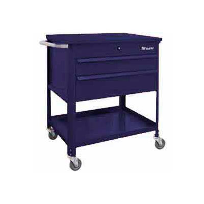 "Shure Tech Select Cart-Portable, 29-1/2""W x 18-3/4""D x 34-7/8""H-St.Louis Blue"