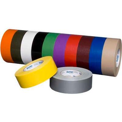Shurtape, Cloth Duct Tape, Pc 618, Industrial Grade, 36mm X 55m, Blue - Pkg Qty 24
