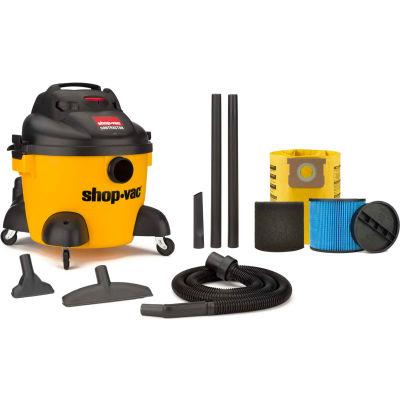 Shop-Vac® 6 Gallon 3.0 Peak HP Contractor  Wet Dry Vacuum - 9653610