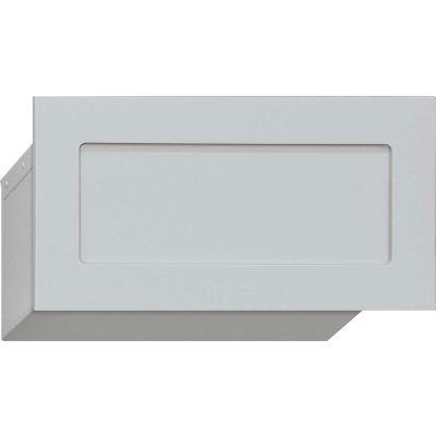Door Mail Drop Slot 2255ALM - Aluminum