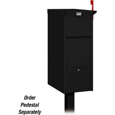 Mail Package Drop Locker 4375BLK - Black