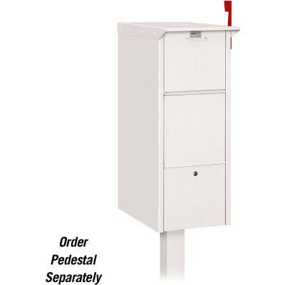 Mail Package Drop Locker 4375WHT - White