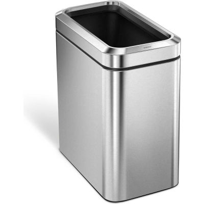 Garbage Can Amp Recycling Steel Indoor Simplehuman
