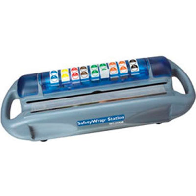 Safety Wrap®Station Dispenser, With Slide Cutter