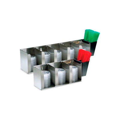 Adjustable Lid Organizers, 3 stacks