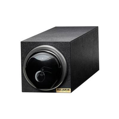 EZ-Fit® Lid Dispenser Box Systems, 7-3/4 H x 7-3/4 W x 25 D, Blk Trim Rings