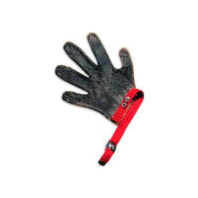 5 Finger, Stainless Mesh Cut Resistant Glove, Medium