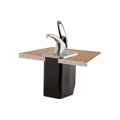 FrontLine™ In-Counter Condiment System, Metal Finish