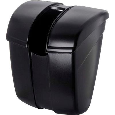 Saf-T-Ice® Scoop Caddy, Black