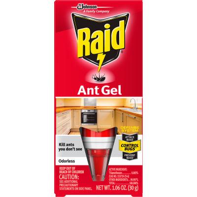 Raid® Ant Gel - 1.06 oz. Tube, 8/Carton - 697326