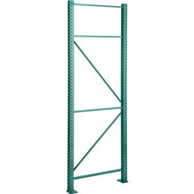 "SK2000® Boltless Pallet Rack - 48""W X 96""H Upright Frame"